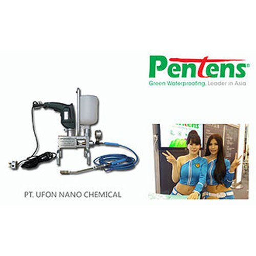 Pentens® HP-023 High Pressure Crack Injection Systems & Equipment