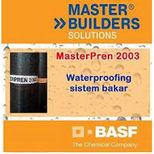membran bakar BASF MasterPren 2003